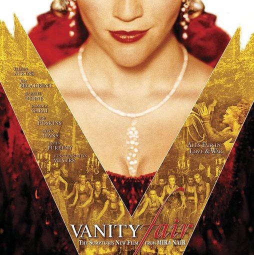 Three sentence movie reviews: Vanity Fair