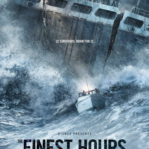 Three sentence movie reviews: The Finest Hours
