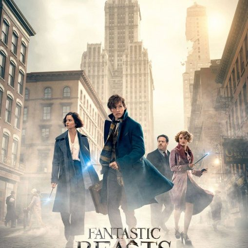 Three sentence movie reviews: Fantastic Beasts and Where to Find Them