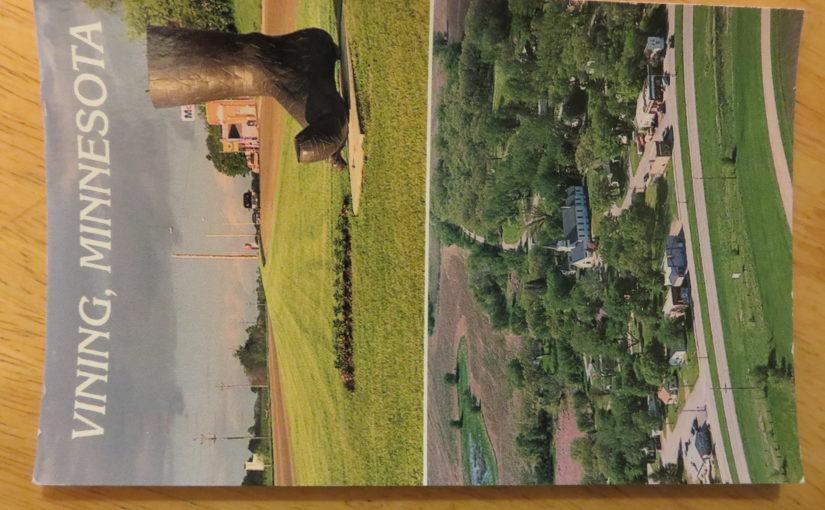 Postcards from Minnesota