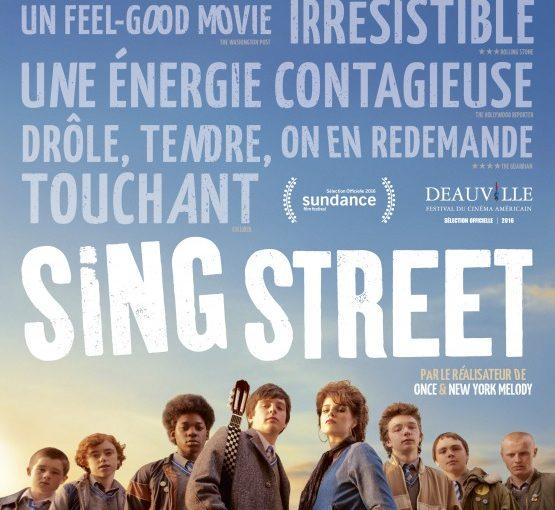 Three sentence movie reviews: Sing Street