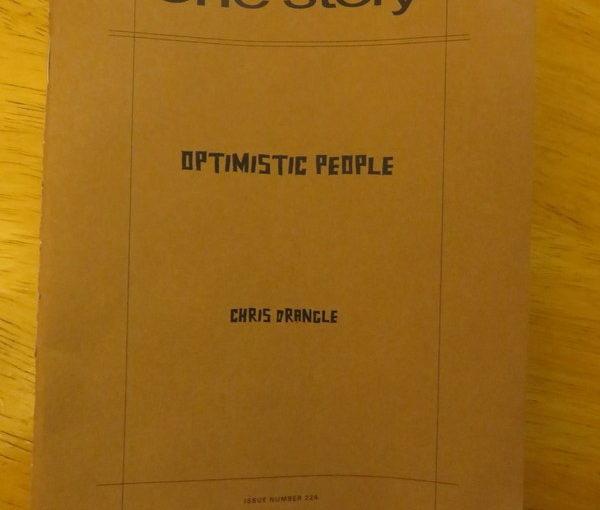 One Story: Optimistic People