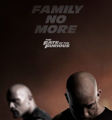 Three sentence movie reviews: The Fate of the Furious