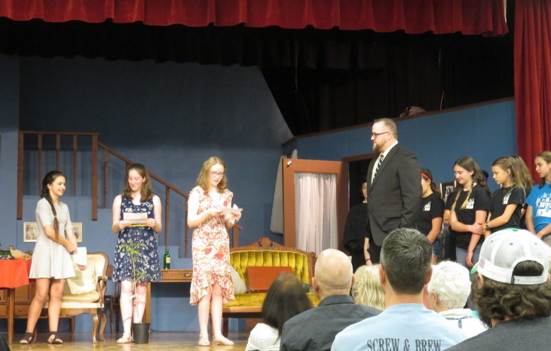 Middle School Theater: Arsenic & Old Lace @ Beverly Cleary Fernwood