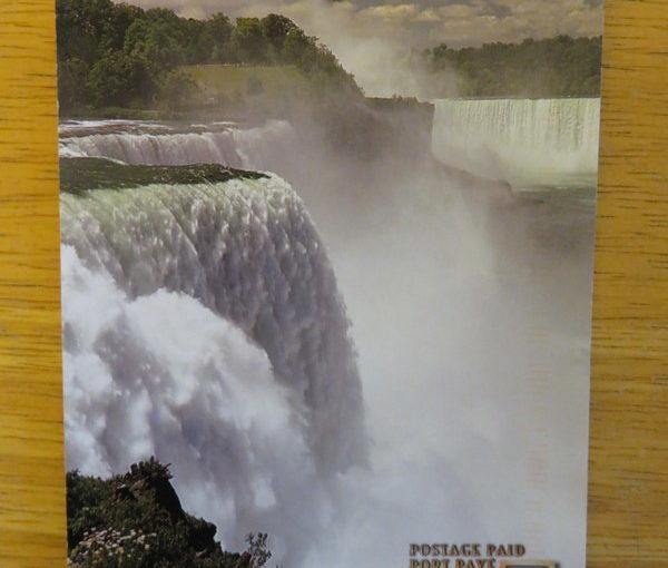 Postcard from Niagara Falls