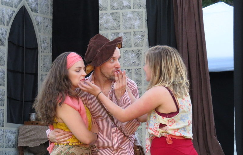 Portland Actor's Ensemble: A Winter's Tale