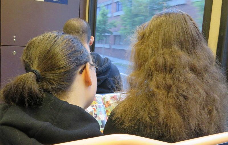Fellow commuters