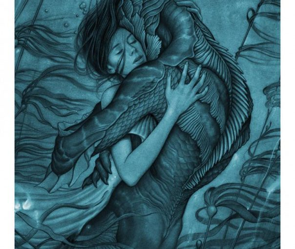 Three sentence movie reviews: The Shape of Water