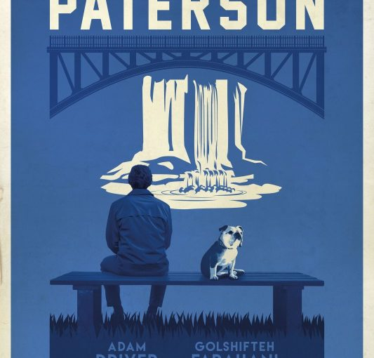 Three sentence movie reviews: Paterson