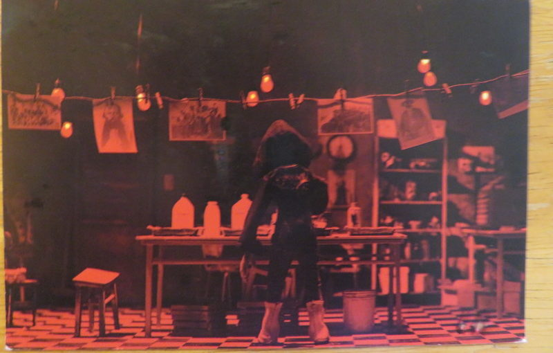 SKS postcard: diorama part III
