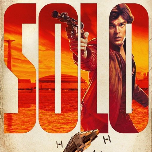 Three sentence movie reviews: Solo: A Star Wars Story