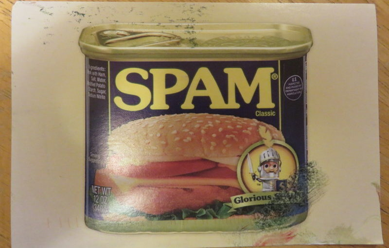 SKS Postcard: The SPAM Museum