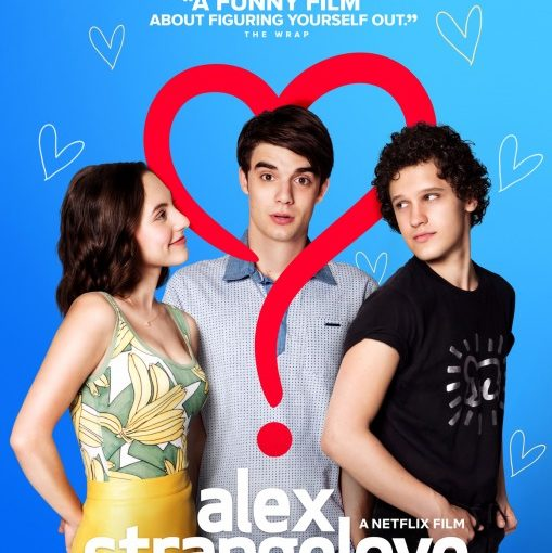 Three sentence movie reviews: Alex Strangelove