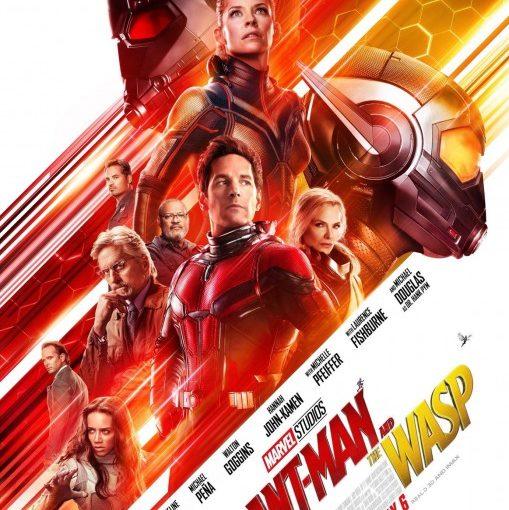 Three sentence movie reviews: Ant Man & the Wasp