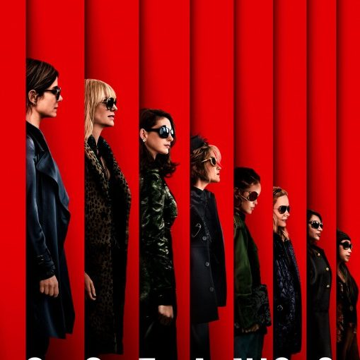 Three sentence movie reviews: Oceans 8