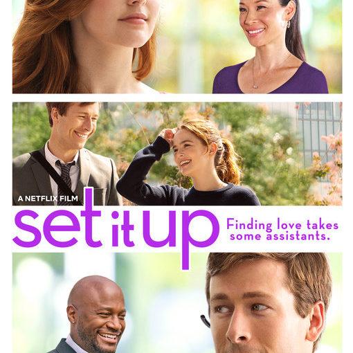 Three sentence movie reviews: Set It Up