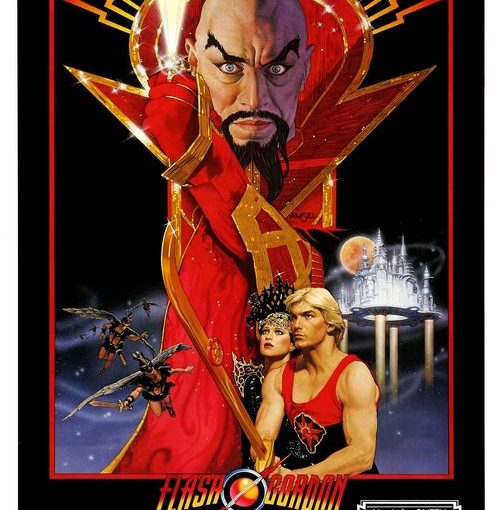 Three sentence movie reviews: Flash Gordon
