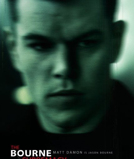 Three sentence movie reviews: The Bourne Supremacy