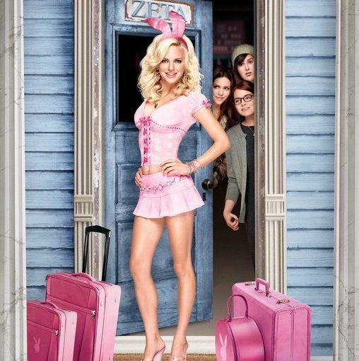 Three sentence movie reviews: The House Bunny