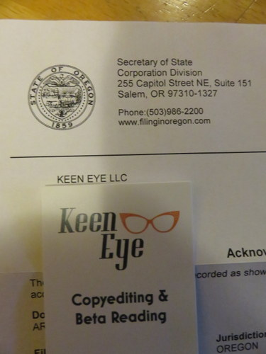 Keen Eye LLC is legit!
