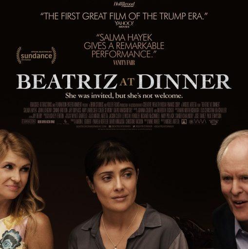 Three sentence movie reviews: Beatriz at Dinner