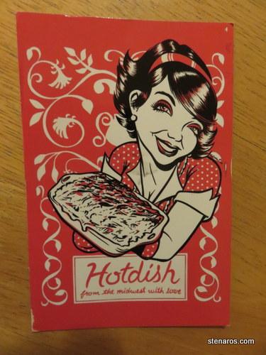 SKS Postcard: Hotdish