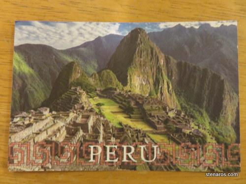 SKS postcards: coffee promos