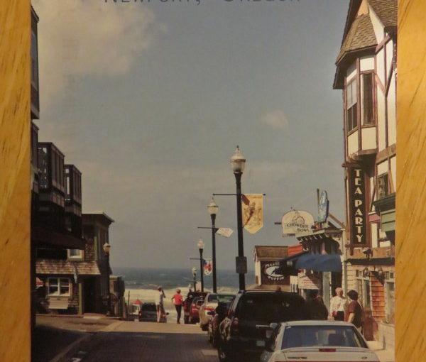 SKS Postcard: Newport