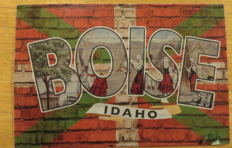 SKS Postcards from Boise & Florida