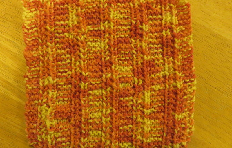 Another So-so Dishcloth
