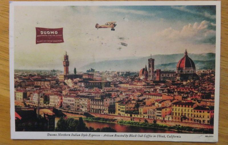SKS Postcard: Duomo