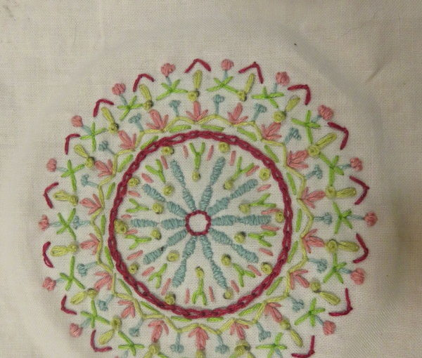 Second LittleDear Embroidery