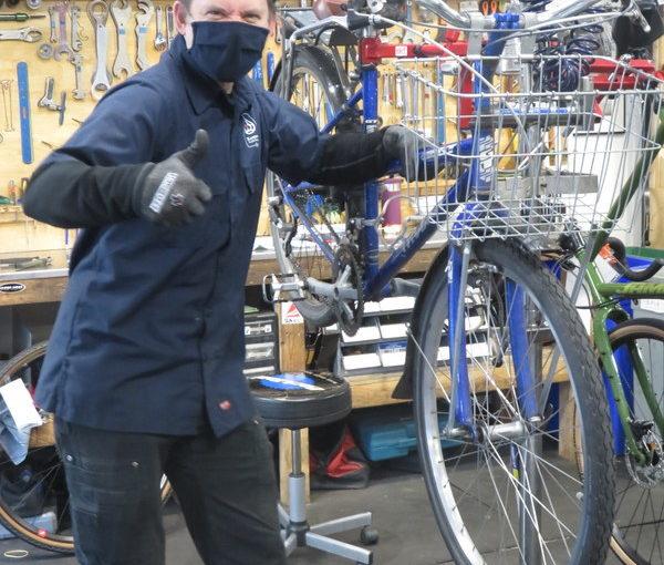 The Bike Trade-In