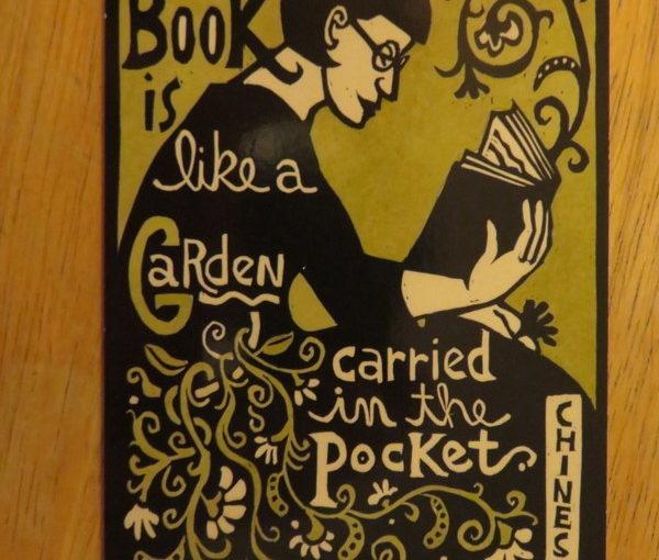 SKS Postcard: Anna Oneglia, Like a Garden
